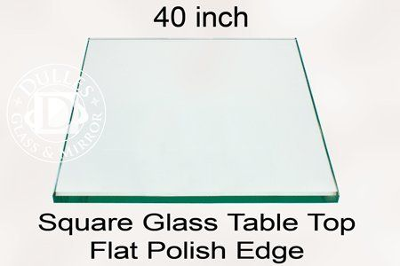 Home Decorators Collection | TroySys Tempered Glass Table Top 14 Thick Flat Polished Edge Eased Corners Square 40 L >>> Check out the image by visiting the link. Note:It is Affiliate Link to Amazon.