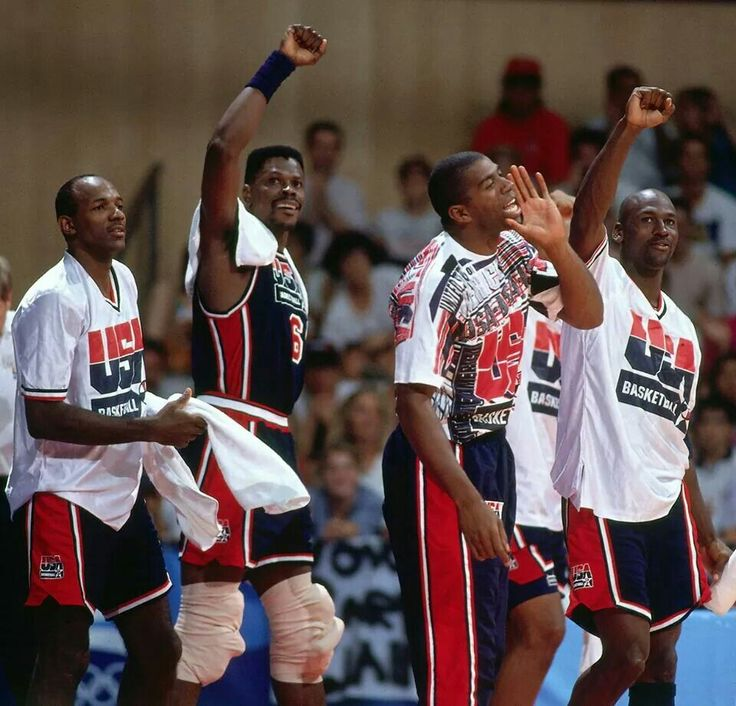 Dream Team: Tales from Chronicling Michael, Magic and the '92 Olympic Hoops Team