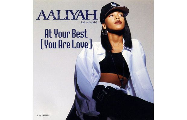 """8. """"At Your Best (You Are Love)"""" (1994) - The 25 Best Aaliyah Songs 