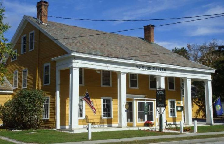 Ye Olde Tavern, VT