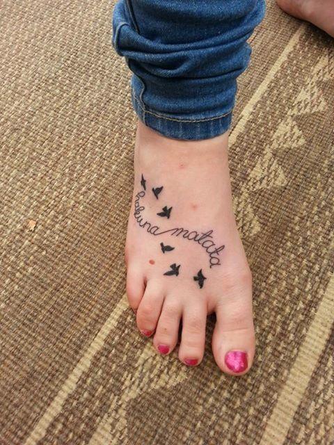 hakuna matata tattoo on foot tattoo ideas pinterest hakuna matata tattoos on foot and. Black Bedroom Furniture Sets. Home Design Ideas