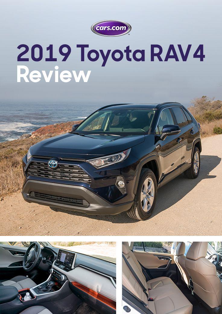 2019 Toyota Rav4 Review Toyota Rav4 Toyota Rav4