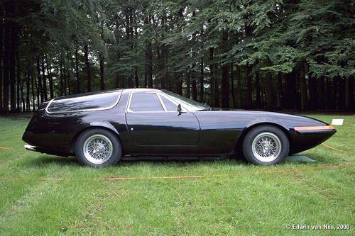 1972/74 ex-Bob Gittleman, Chinetti & Garfinkle-designed Ferrari Daytona 365 shooting brake