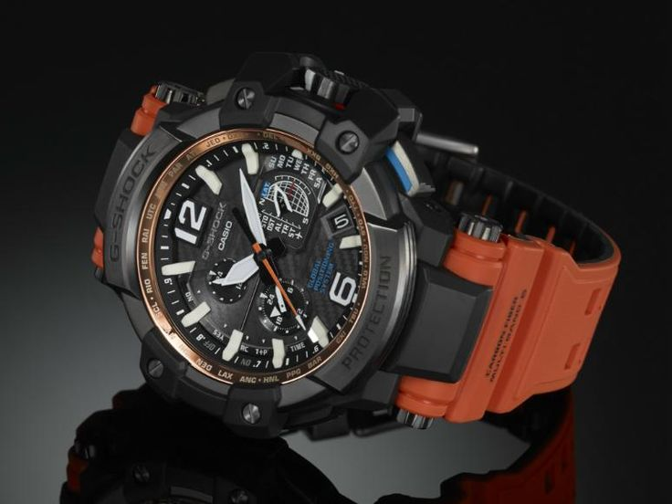 Casio - G-Shock Gravity Master GPW 1000
