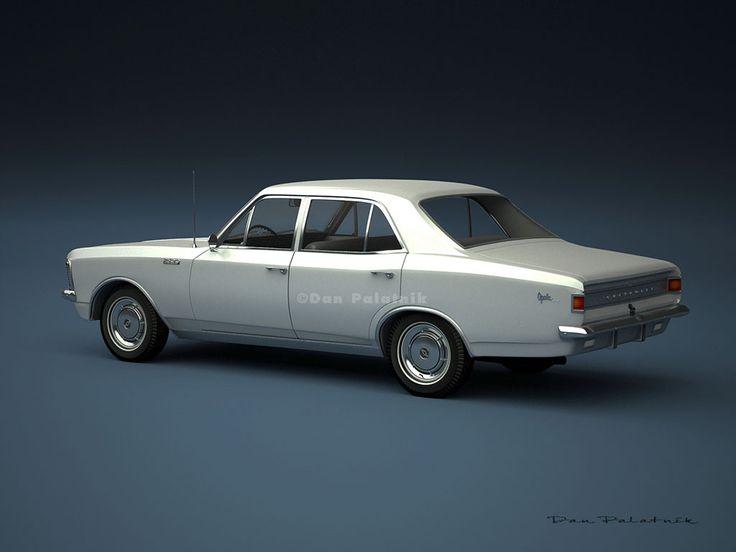 1969 Chevrolet Opala