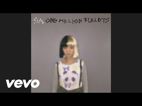 """Sia Releases New Track """"One Million Bullets"""" - http://oceanup.com/2015/11/27/sia-releases-new-track-one-million-bullets/"""