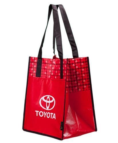 Toyota Large Laminated Tote Bag