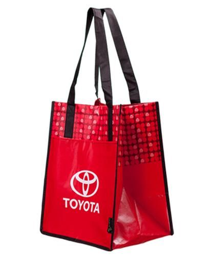 Toyota Large Laminated Tote Bag
