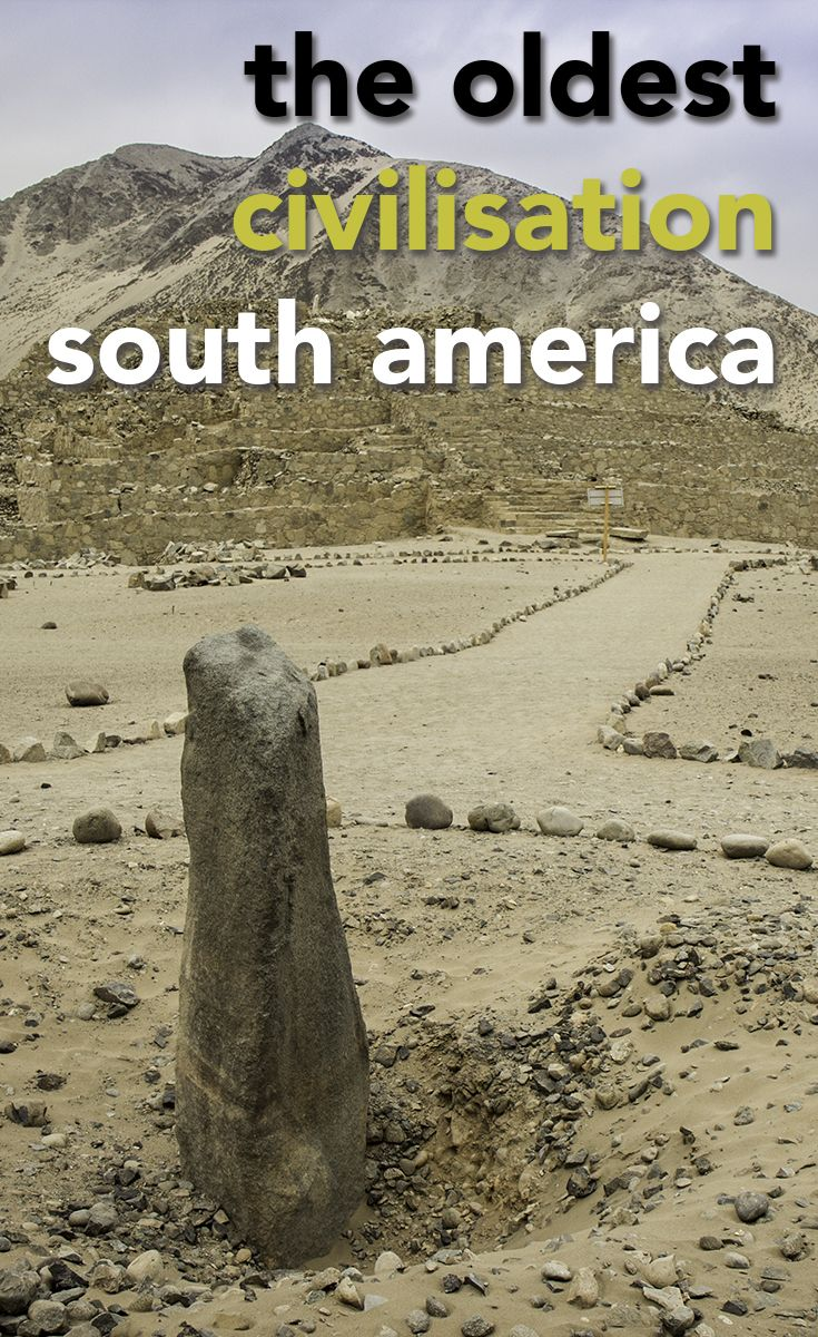 You don't hear much about the oldest civilisation in South America. But the ruins from millennia ago are still here in Peru - and you can visit them!