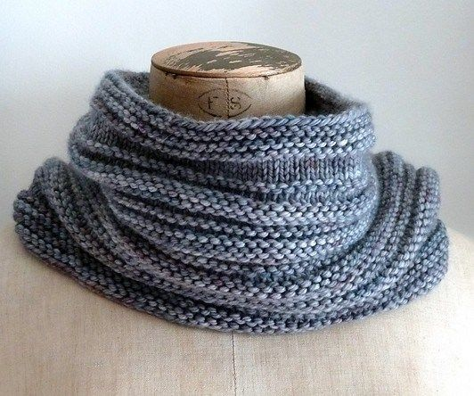 Quick Cowl Knitting Pattern : Quick Cowl Knitting Patterns Knitting, Patterns and Cowls