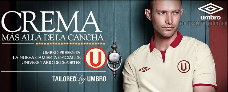 Club Universitario de Deportes 2013 Umbro Home and Away Kits