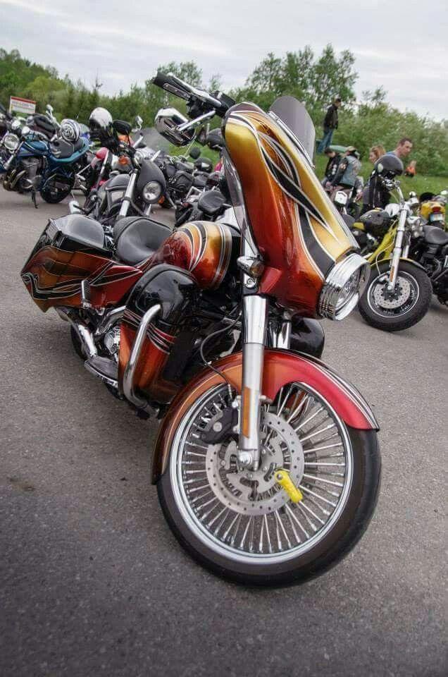 2011 HD Street Glide