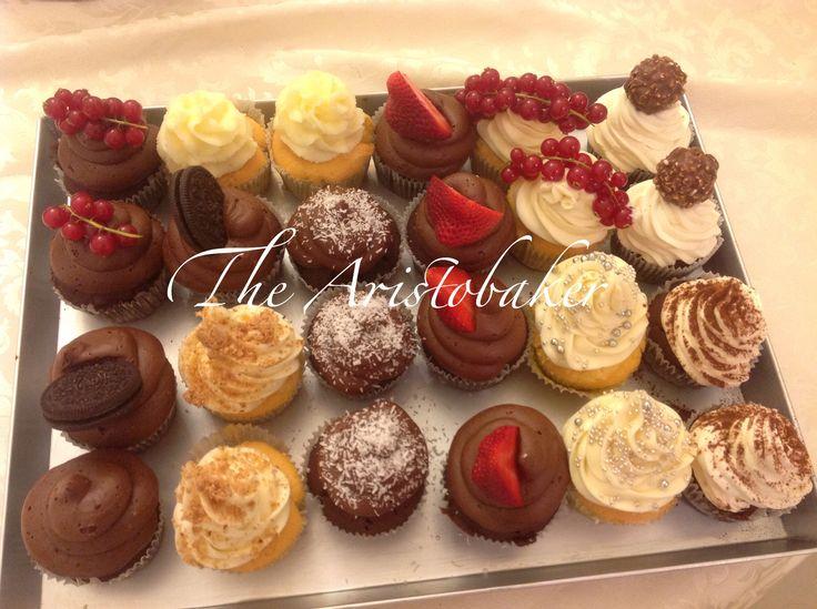 Cupcakes symphony