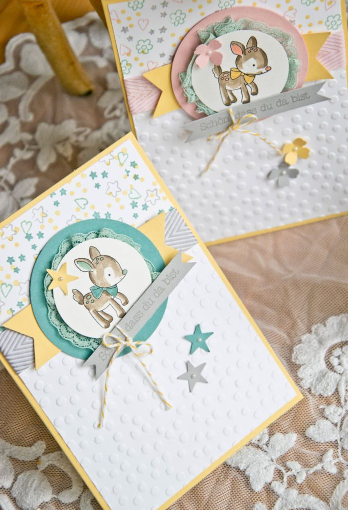 Made with Love - Stampin' Up