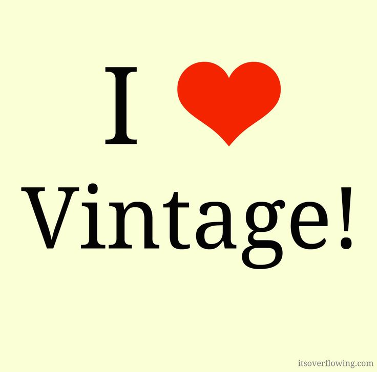 It's Overflowing   Tips to Simplfy, Beautify, Delight: Thrifty Finds I Adore   I {Heart} Vintage Quote