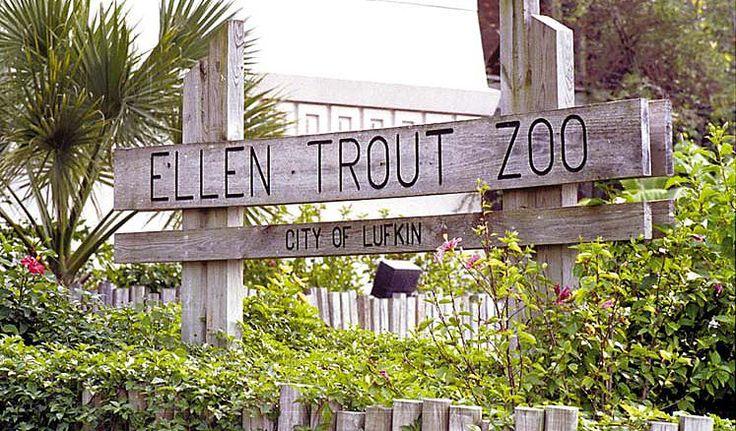 Ellen Trout Zoo (Lufkin,Tx) Day trips, Lufkin, Short trip