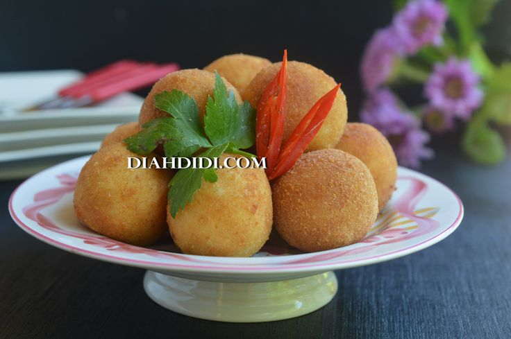 Diah Didi's Kitchen: Kroket Kentang