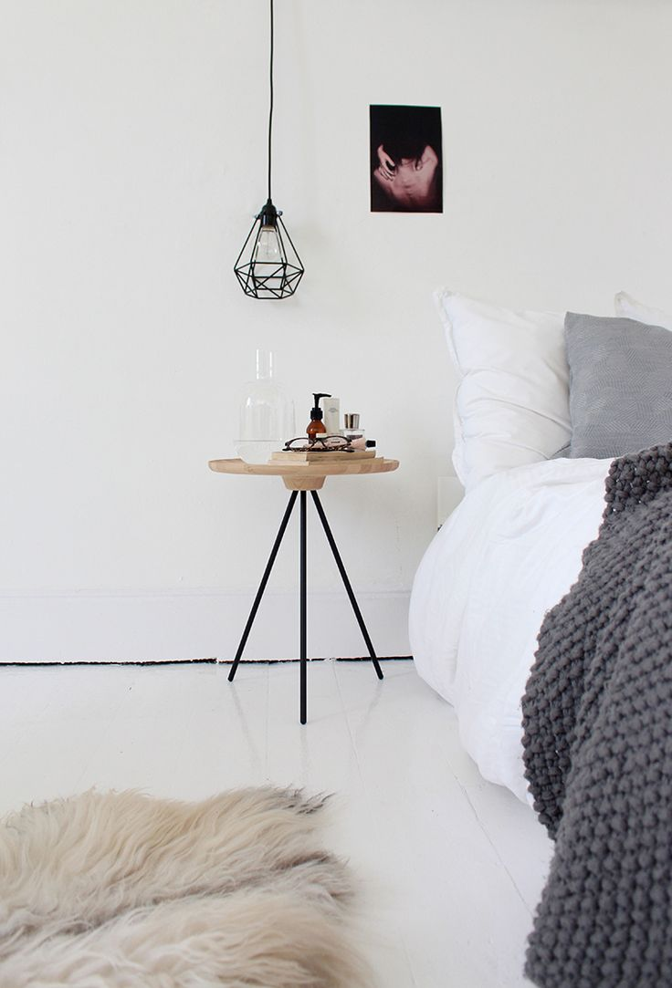 Bedroom Styling (picture by Ollie and Seb's Haus)