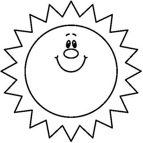 Menta Más Chocolate - RECURSOS y ACTIVIDADES PARA EDUCACIÓN INFANTIL  Dibujos  para colorear del SOL e15f6ab09f076