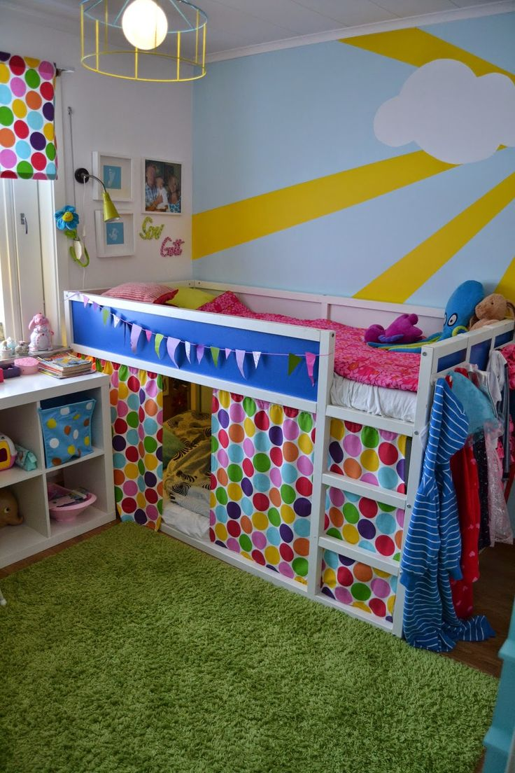 Colorful children´s room