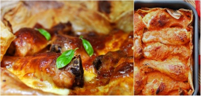 Курица по-армянски — теперь готовлю ее только так! Коронное блюдо! | NashaKuhnia.Ru