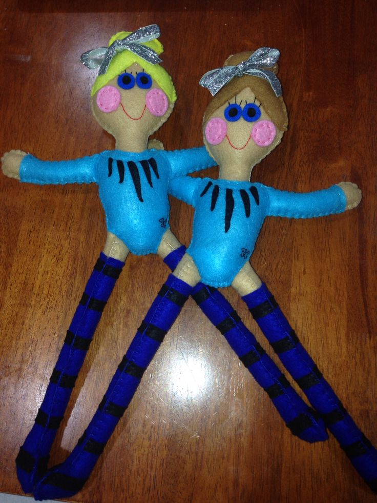 Teams dolls