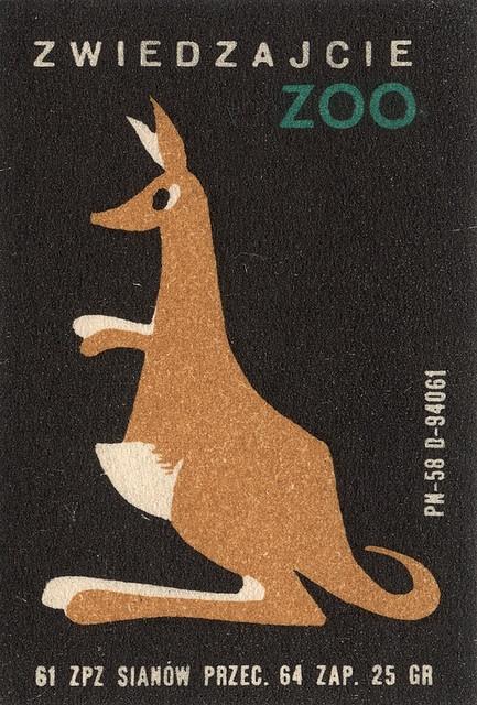 Matchbox label - Poland