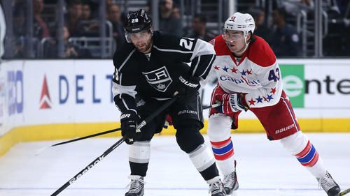 Kings' Jarret Stoll in, Mike Richards out, Tanner Pearson signs deal Jarret Stoll  #JarretStoll