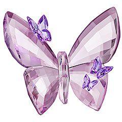 swarovski butterfly figurine