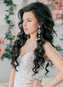 You will soon get married and you want to prepare everything perfectly and quickly? So remember, the hairstyle that makes the finished look of the bride and ideal. In this article, we present 55 romantic ideas for long hair wedding hair and we are sure you will fall in love! Check out our beautiful photo …