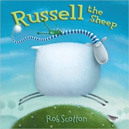 Amazon.fr - Russell the Sheep - Rob Scotton - Livres