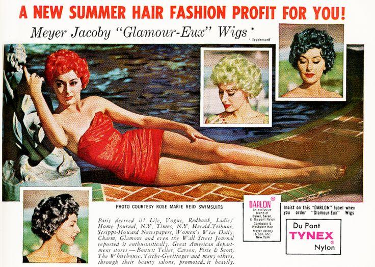 Frisuren der 50er Jahre - Frisuren der 50er Jahre von kurz bis lang