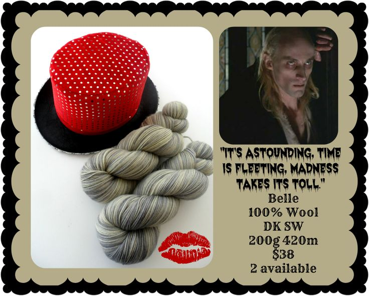 It's Astounding - Rocky Horror Picture Show | Red Riding Hood Yarn