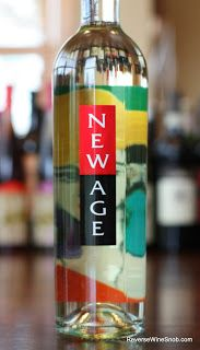 New Age White Wine - The Definition of Refreshing. BULK BUY! A non-vintage, semi-sparkling blend of 90% Torrontes and 10% Sauvignon Blanc from Mendoza, Argentina perfect for the dog days of summer. http://www.reversewinesnob.com/2013/07/new-age-white-wine.html #winelover