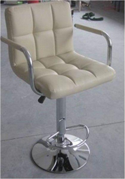 Фото - Барные стулья HY 356-3A черный, бежевый, белый, красный купить Киев, фото, барный стул для стоек дома HY 356-3A