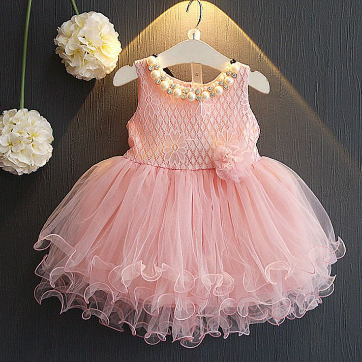 Model Number: Flower Ball Gown Party Dress Material: Cotton,Polyester Style: Cute Decoration: Appliques Silhouette: Ball Gown Sleeve Length: Sleeveless Pattern Type: Floral Sleeve Style: Regular Dress