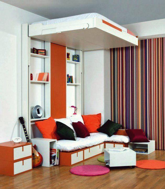 Jugendzimmer Effektiv Und Platzsparend Einrichten Schlafzimmer