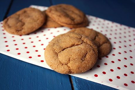 The perfect soft gingersnap recipe. Warning: this does involve ...