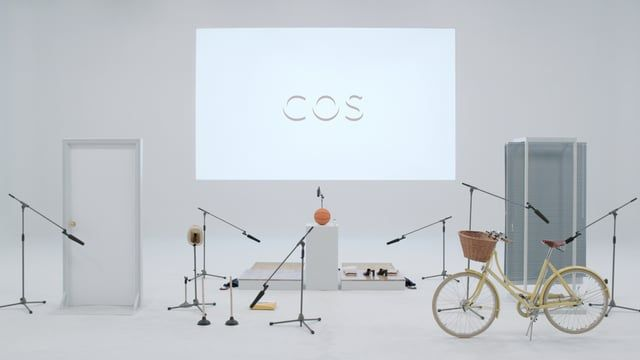 Experience the sound of COS and explore our collection in a short film by Lernert & Sander…