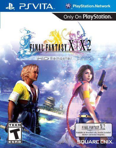 FINAL FANTASY X X-2 HD Remaster - PlayStation Vita - #games