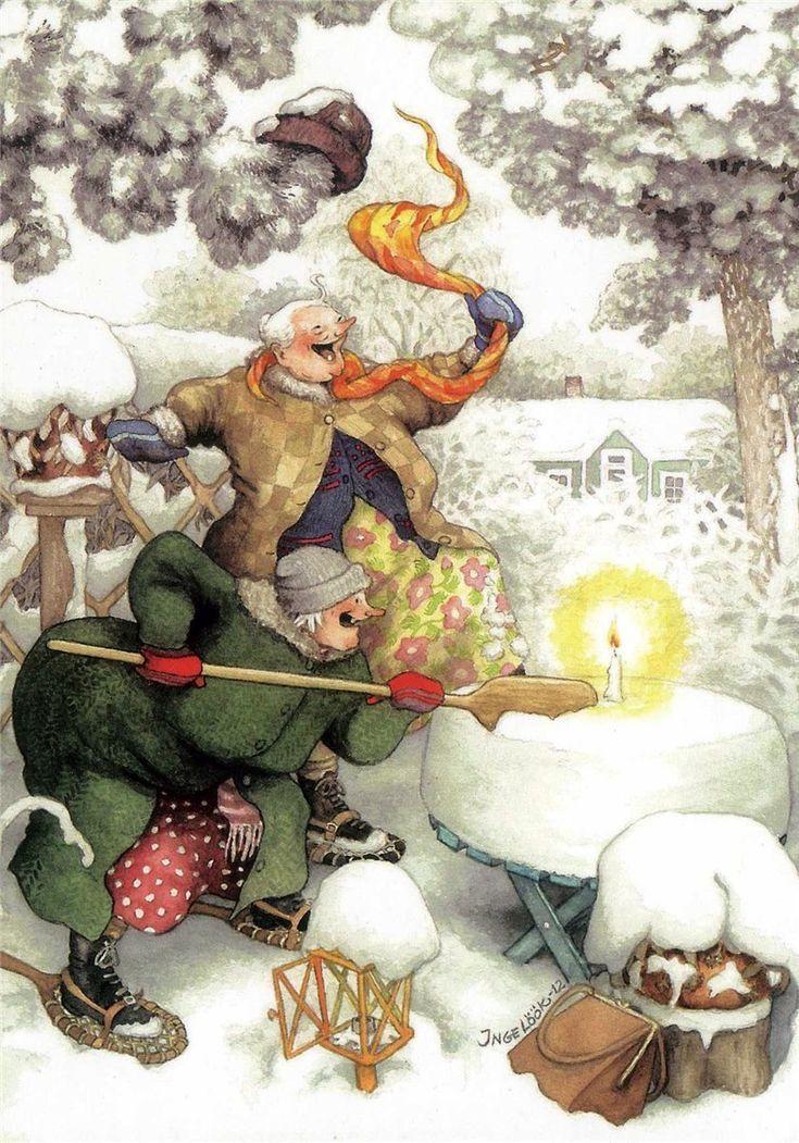 Картинки для, открытка веселая старушка