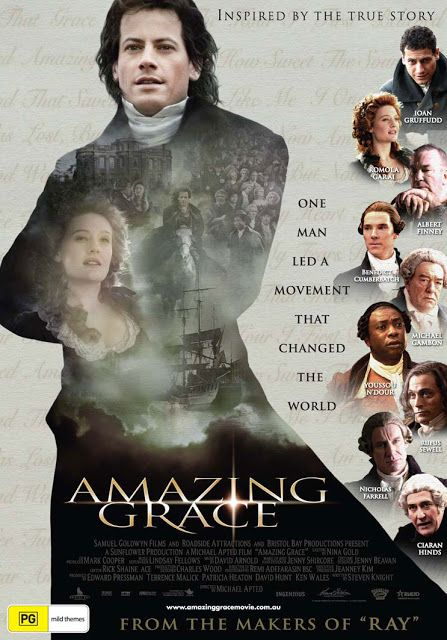 Amazing Grace (2006) - Christian And Sociable Movies
