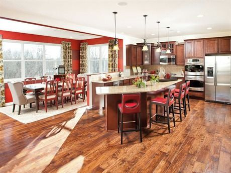 Home of the Week: The Prescott Plan from Ryland Homes, Woodbury, Minn. http://blog.newhomesource.com/2013/07/home-of-the-week-the-prescott-plan-from-ryland-homes-woodbury-minn/