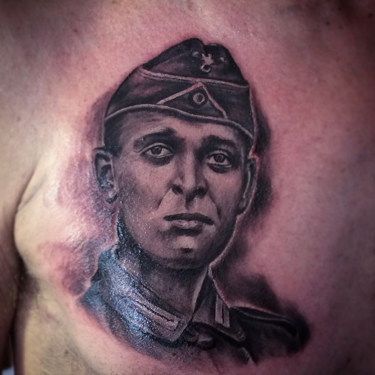 Soldier#tattoo