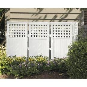 Suncast Outdoor Screen Enclosure - White : Target