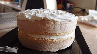 The Bush Gourmand: Thermomix Sponge Cake