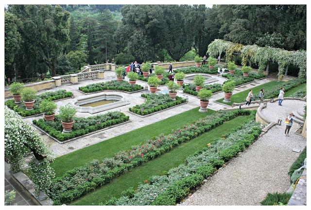 Giardino della Villa il Salviatino