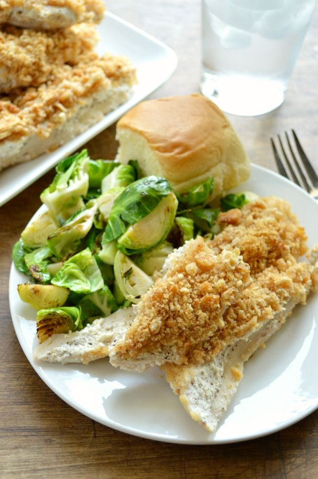 Sour Cream Chicken Recipe An easy weeknight meal that will definitely be part of your regular dinner rotation!