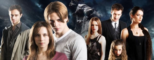 Angel o Demonio, spanish Tv serie