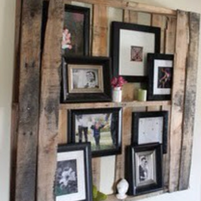 pallet ideas for walls. 25+ unique pallet picture display ideas on pinterest | boards, photo frames and wall for walls